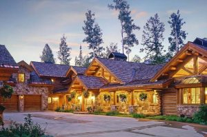 Colorado Mountain Villa Where Ariana Grande Stays