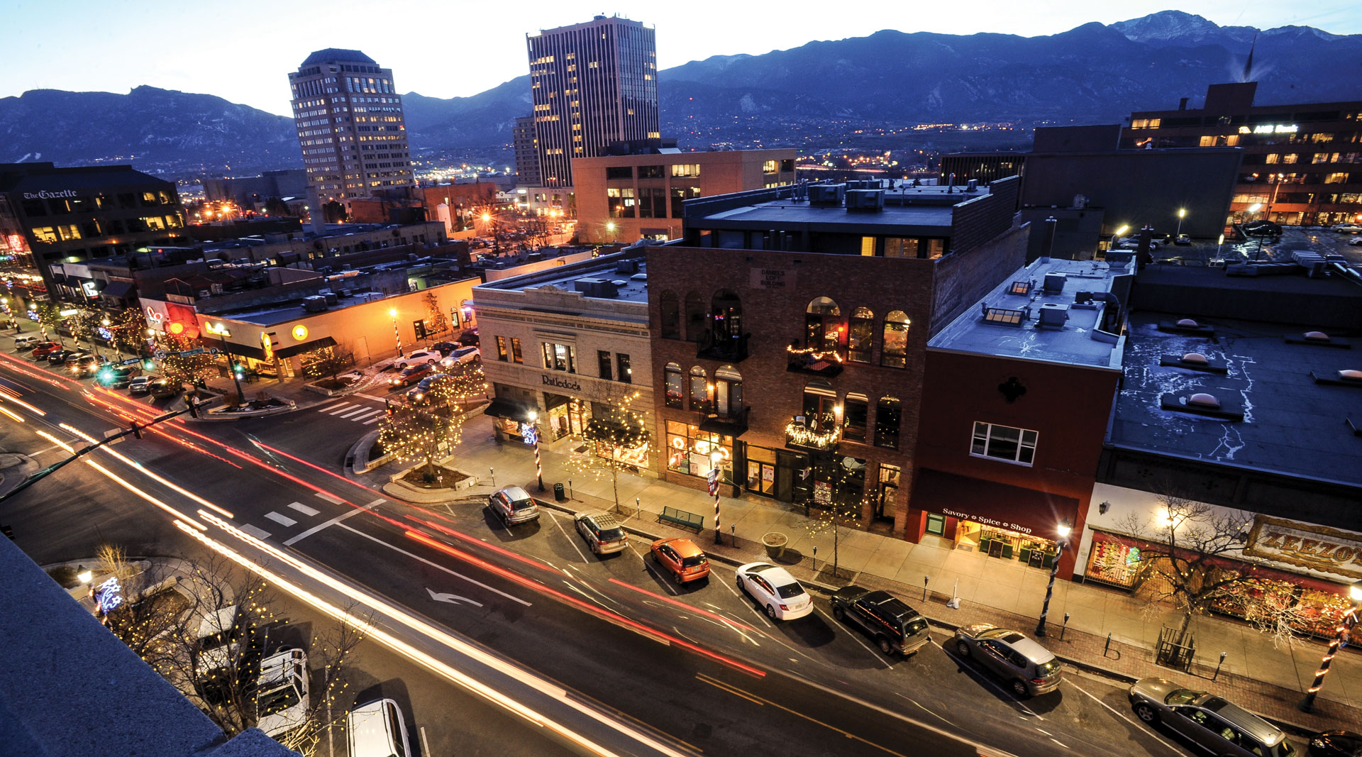 Choose the Best Online Booking System for Your Trip to Downtown Colorado Springs