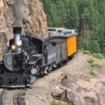 Museum Durango and Silverton Narrow Gauge Railroad di Colorado